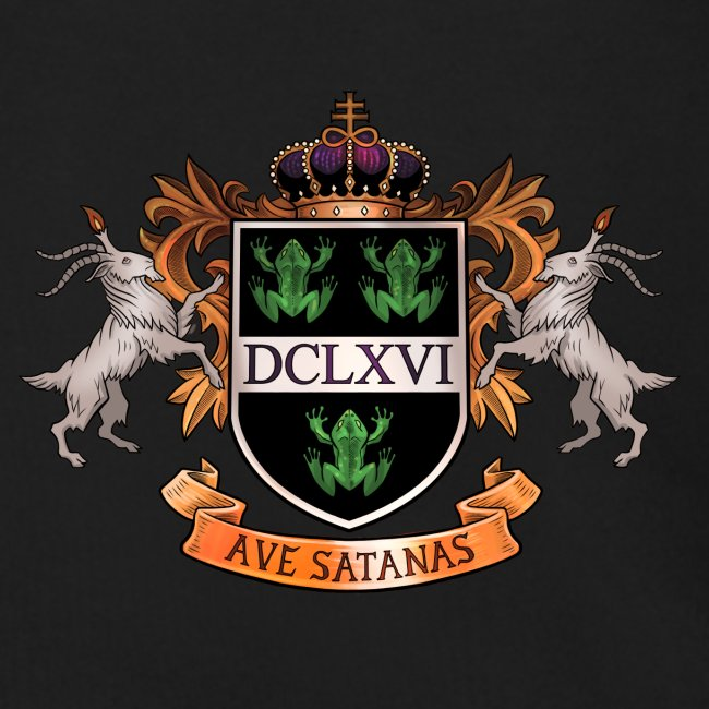 Satanic Heraldry - Coat of Arms