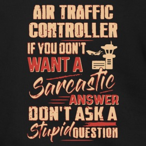 Air Traffic Controller Shirt - Men's Zip Hoodie