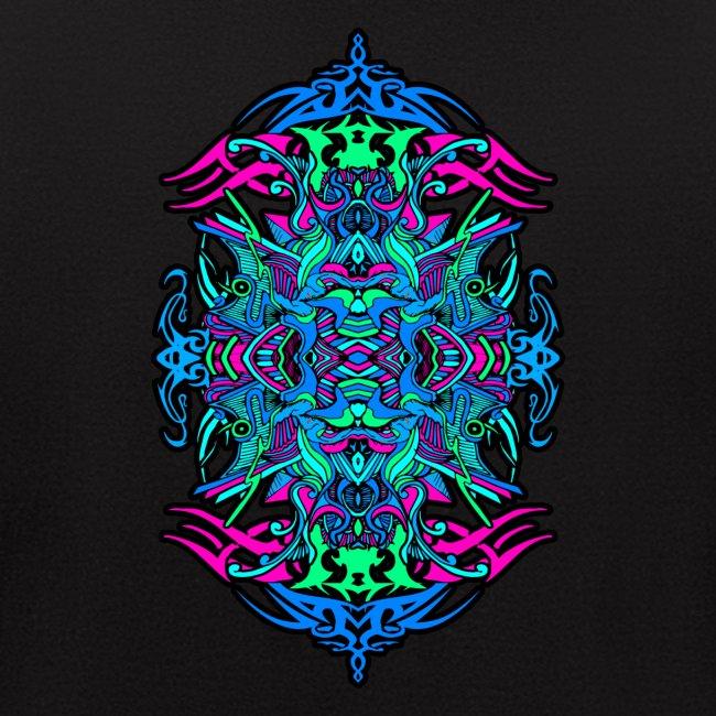 Eternal Voyage 4 - Neon Edition Men's T-Shirt
