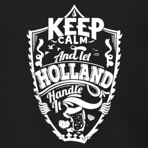 HOLLAND KEEP CALM TEE SHIRT - Men's Zip Hoodie