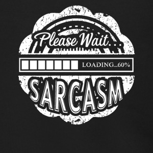 Loading Sarcasm Shirt - Men's Zip Hoodie
