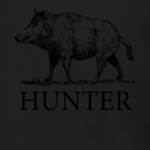 Hog Hunter - Men's Zip Hoodie