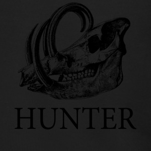 Hog Tusk Hunter - Men's Zip Hoodie