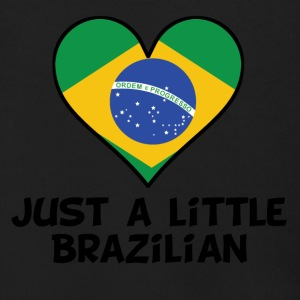 Just A Little Brazilian - Men's Zip Hoodie