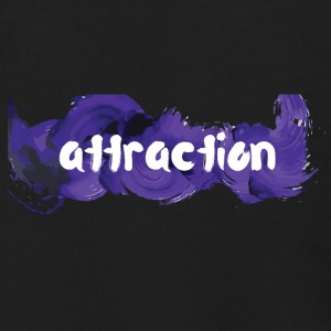 attraction - Men's Zip Hoodie