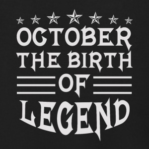 The Birth of Legend - Men's Zip Hoodie