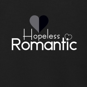 Hopeless Romantic - Men's Zip Hoodie