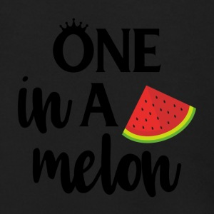 one in a melon - Men's Zip Hoodie