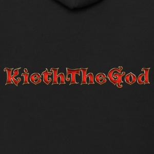 KiethTheGod 200 folower - Men's Zip Hoodie