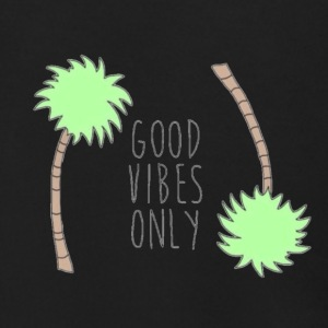 good vibes only - Men's Zip Hoodie