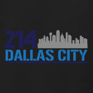 214 DALLAS CITY - Men's Zip Hoodie