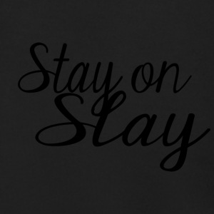 Stay On Slay - Men's Zip Hoodie