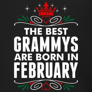 The Best Grammys Are Born In February - Men's Zip Hoodie