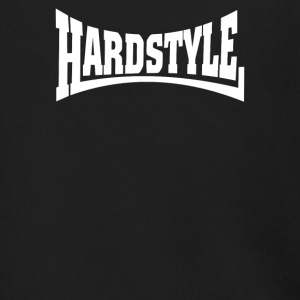Hardstyle Hard Bass - Men's Zip Hoodie