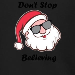 Don t Stop Believing - Men's Zip Hoodie