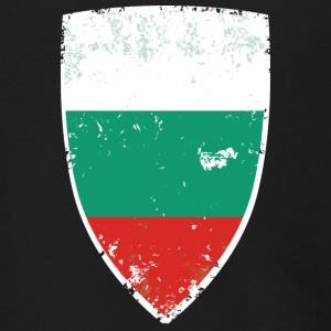 Flag of Bulgaria - Men's Zip Hoodie