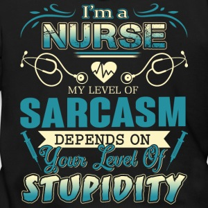 I'm A Nurse T Shirt - Men's Zip Hoodie