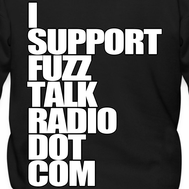 I Support FuzzTalkRadio