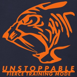 Unstoppable Tiger - Men's Zip Hoodie