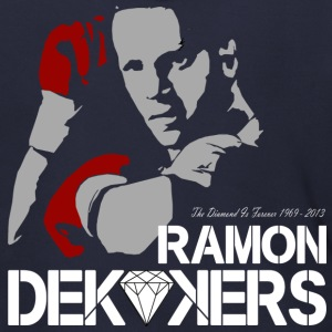 THE DIAMOND RAMON DEKKERS MUAYTHAI FIGHTER - Men's Zip Hoodie