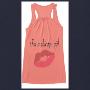 Chicago girl - Men's Zip Hoodie