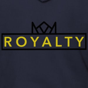 Royalty 1 - Men's Zip Hoodie