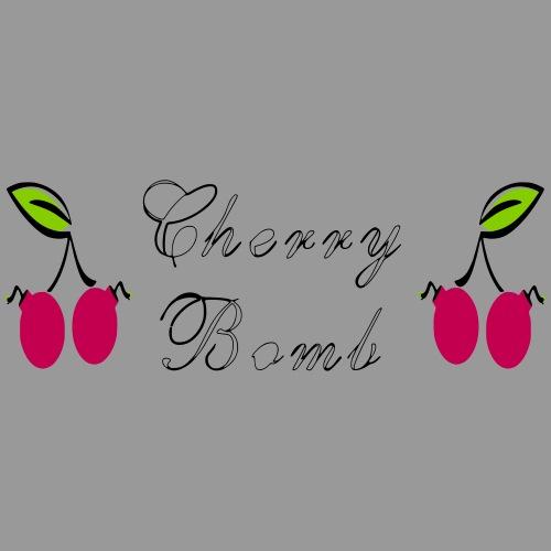 Cherry Bomb - Men's Premium Hoodie