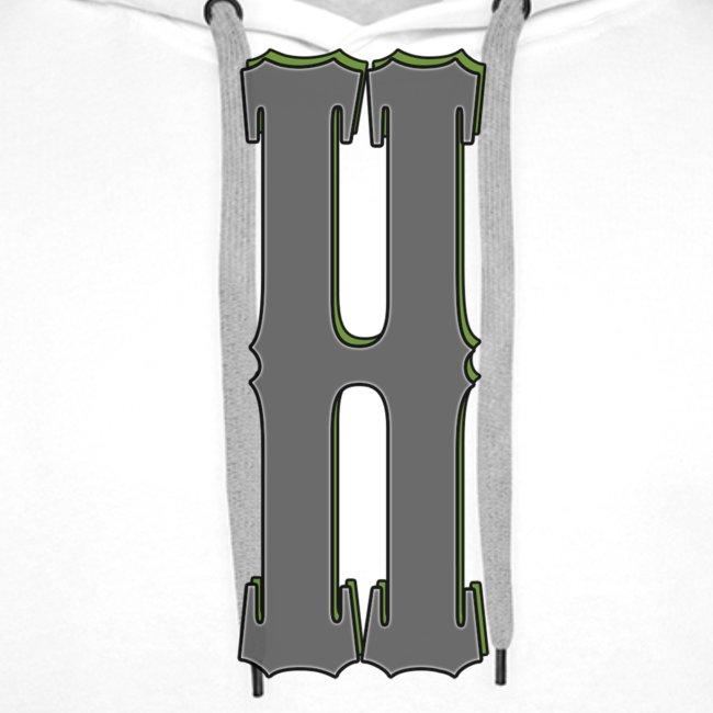 [HBS] H BADGE XL TRANS
