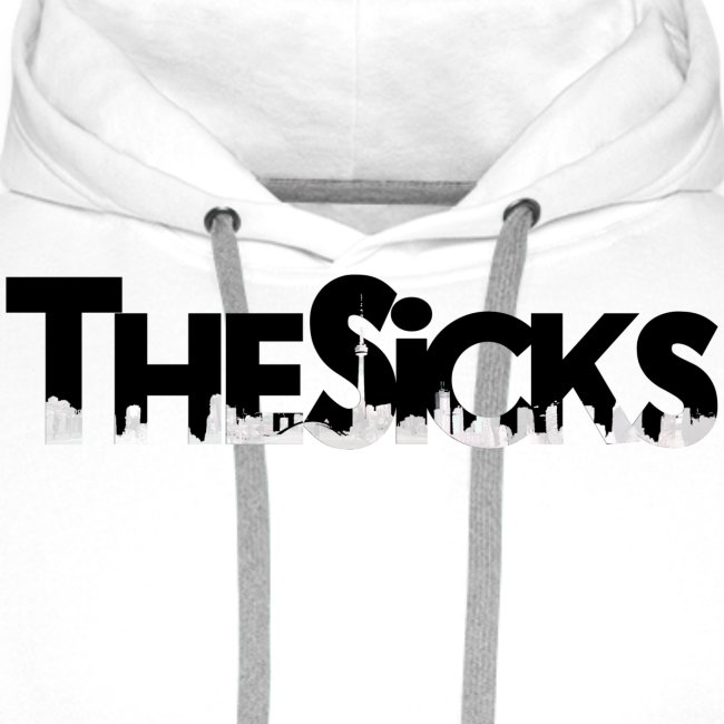 The Sicks - logo black