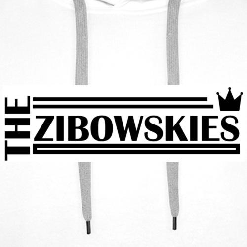 Zibowskies TM - Men's Premium Hoodie