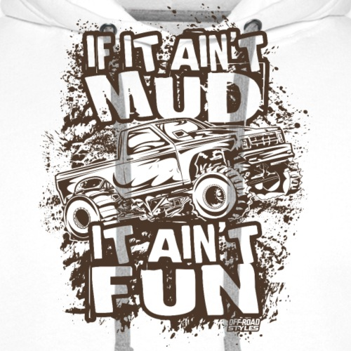 Mega Truck Mud Fest - Men's Premium Hoodie