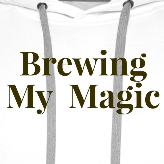 Brewing My Magic Women's Tee
