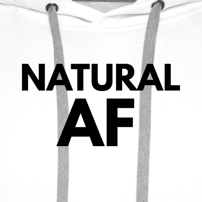 NATURAL AF Women's Tee