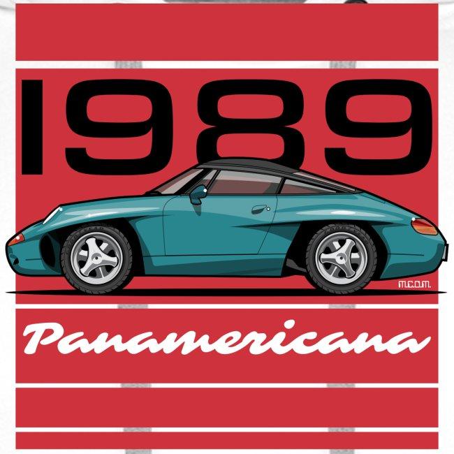 1989 P0r5che Panamericana Concept Car
