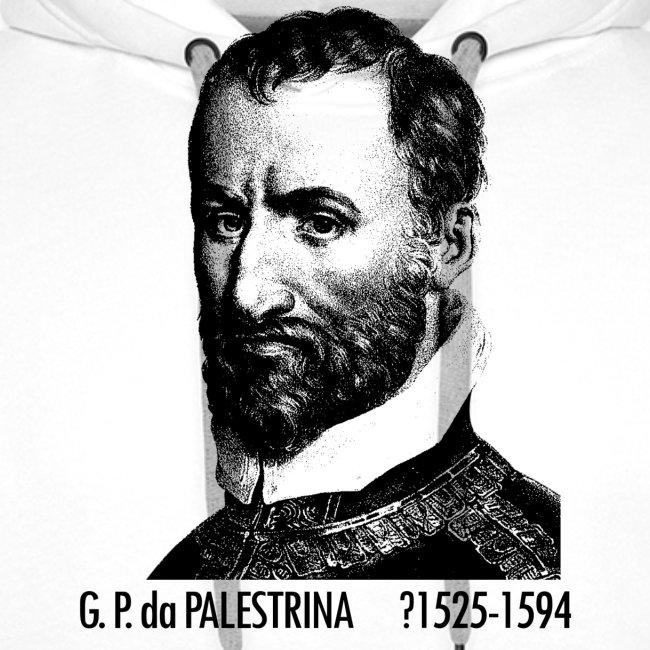 Giovanni Pierluigi da Palestrina Portrait