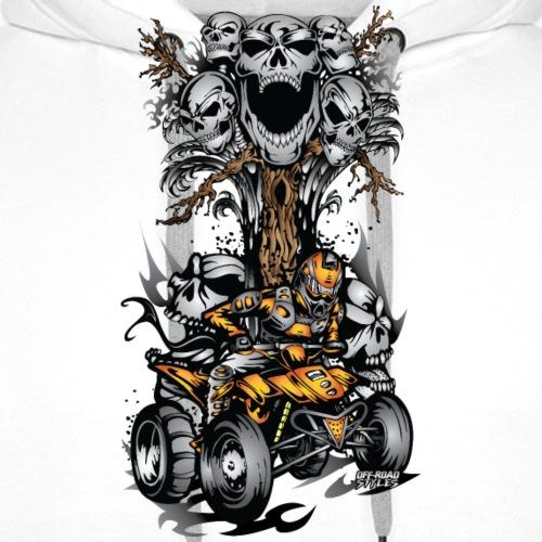 ATV Skulltree Halloween - Men's Premium Hoodie