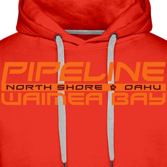 Pipeline Waimea Bay - North Shore, Oahu, Hawaii