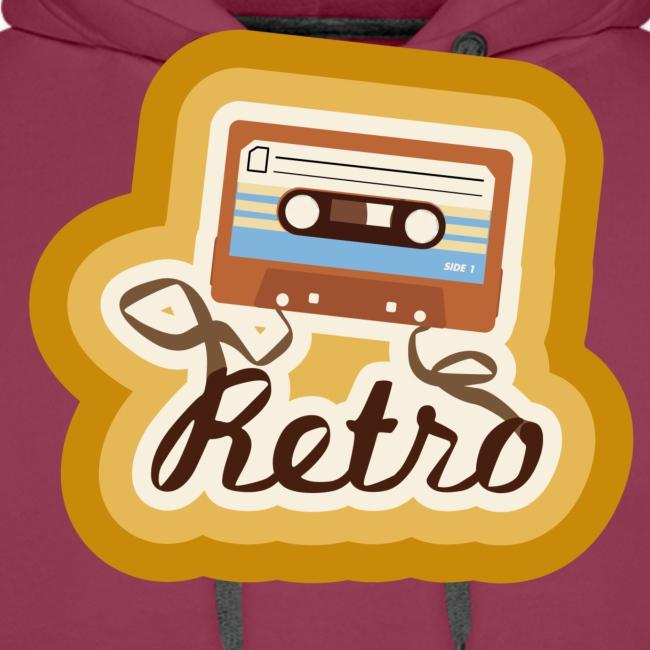 Retro-Cassette