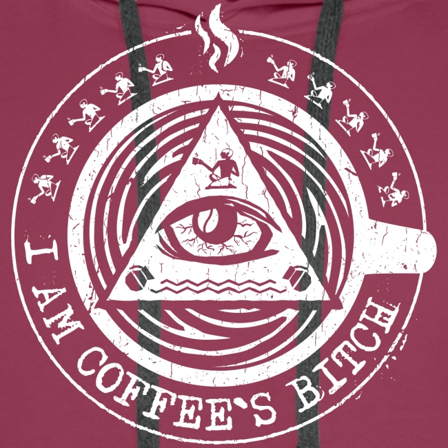 I am coffee's bitch.