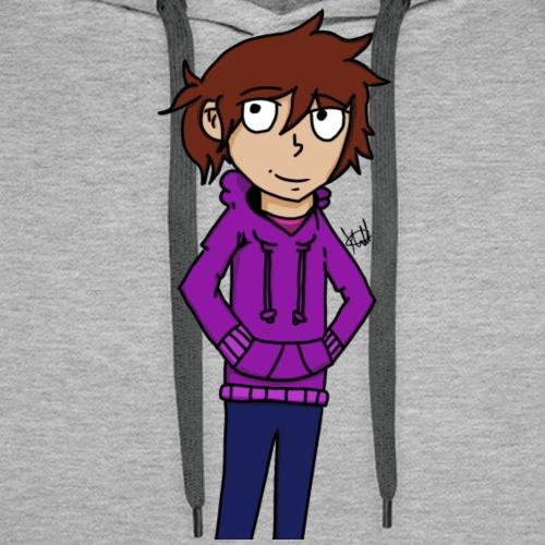 My Character - Men's Premium Hoodie