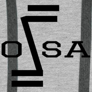 Sosa Brand Inc. Logo - Men's Premium Hoodie