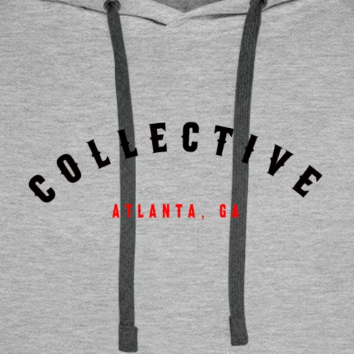 Collective word tee - Men's Premium Hoodie