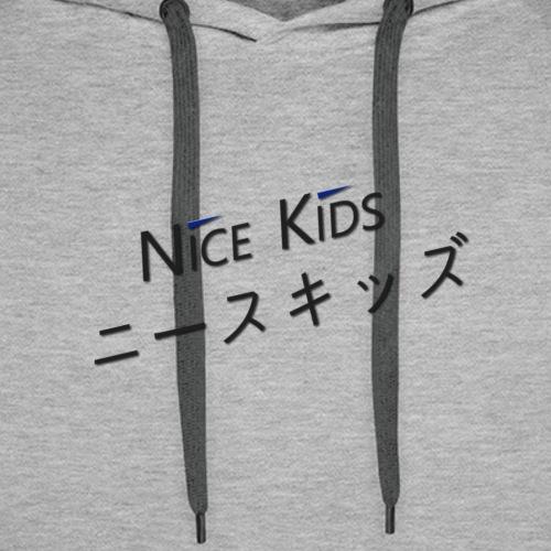 Nice Kids - Men's Premium Hoodie