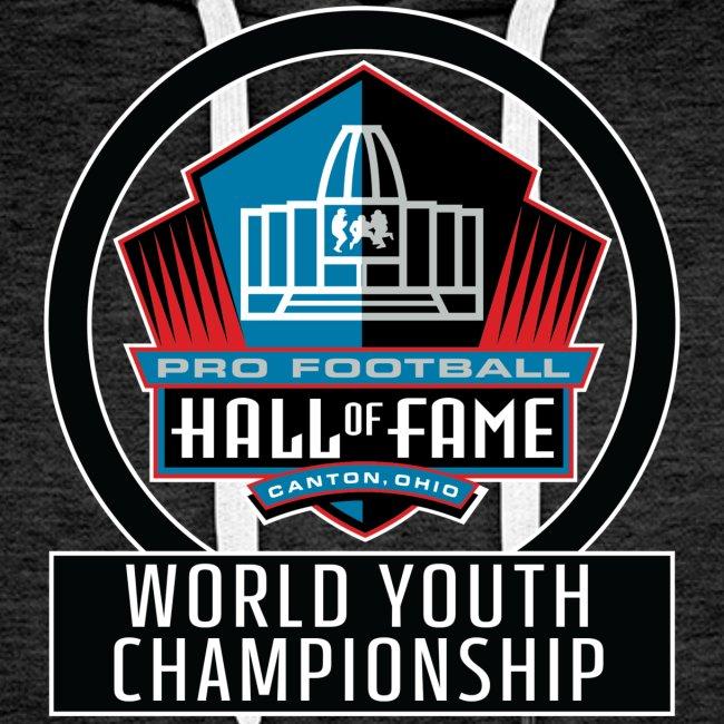 PFHOF World Youth Champ White Outline
