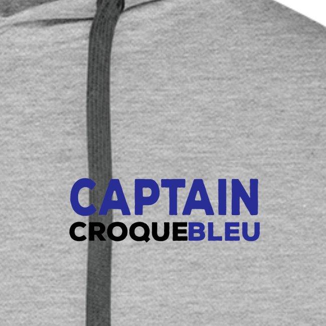 Captains Shirt Front smal