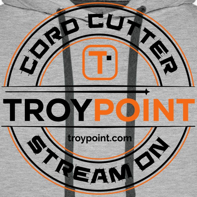 TROYPOINT Cord Cutter - Navy Logo