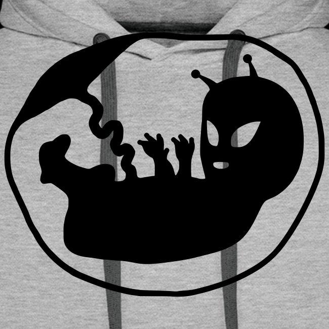 Alien Fetus by bmx3r
