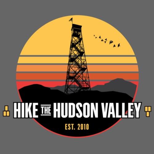 HtHV: Fire Tower Sunset - Men's Premium Hoodie