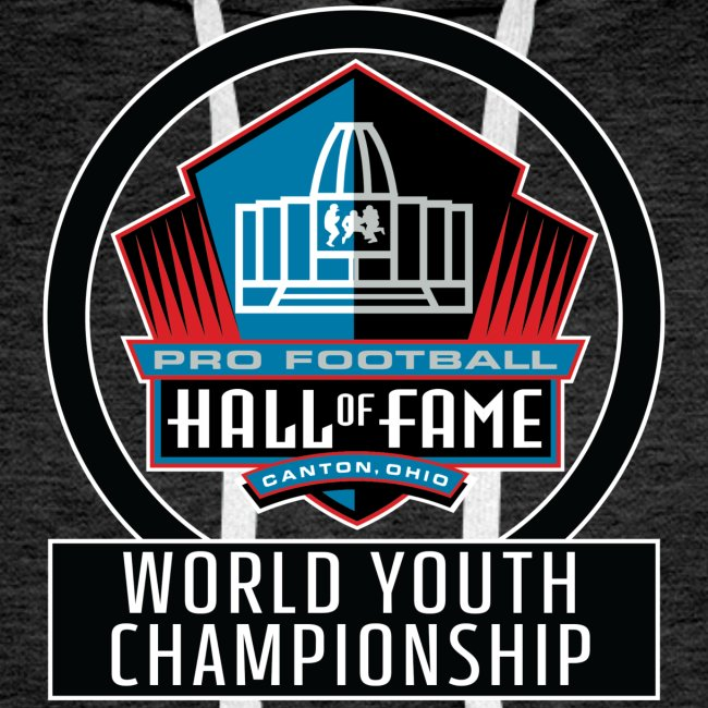PFHOF World Youth Champ White Outline