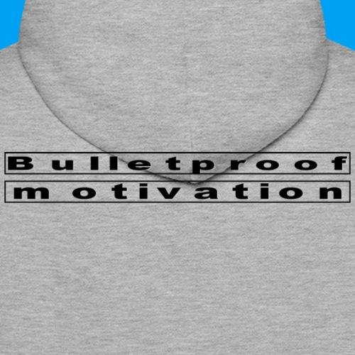 Bulletproof logo - Men's Premium Hoodie